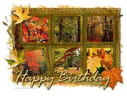 Best Happy Fall Birthday Wishes Birthday Wishes Zone
