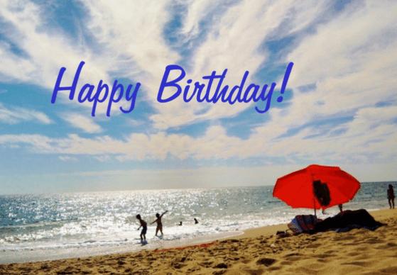 Best 10 Summer Birthday Wishes 2016