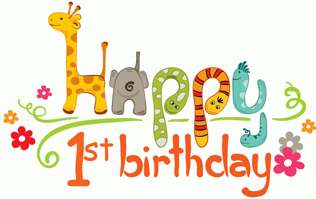 Best Of 1st Outstanding Birthday Wishes 2016