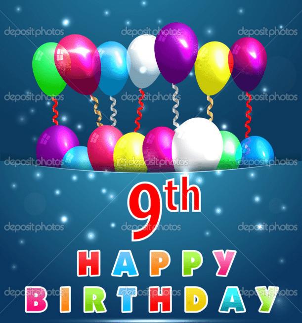 Marvellous 40 9th Birthday 2016 Birthday Wishes Zone
