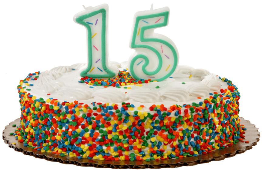 Image result for happy birthday 15th birthday girl