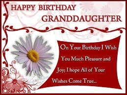 50 happy birthday wishes for grand daughter ever birthday wishes zone happy birthday wishes for grand daughter 2017 m4hsunfo