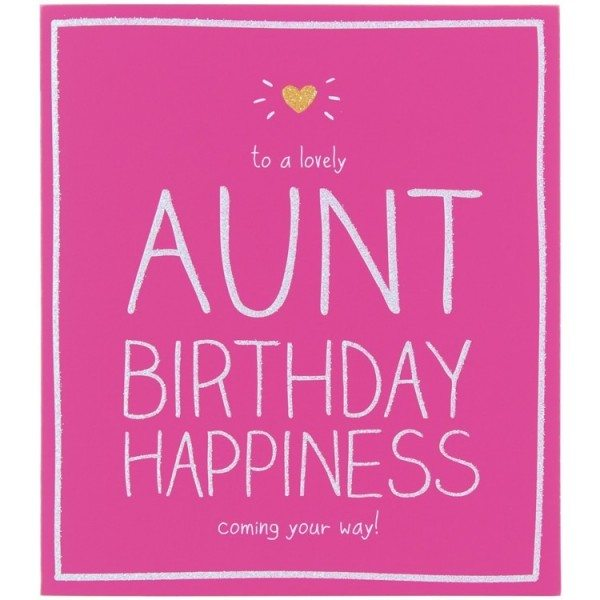50 Best Birthday Wishes For Aunty 2016