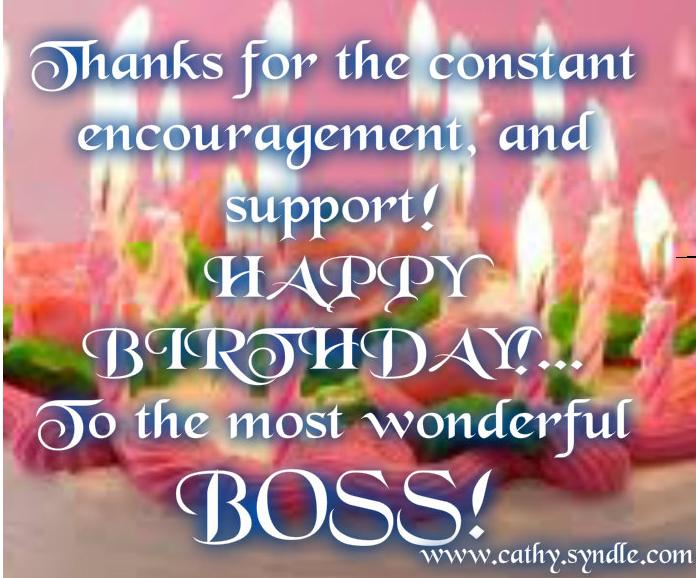 Birthday Wishes For Boss Birthday Wishes Zone