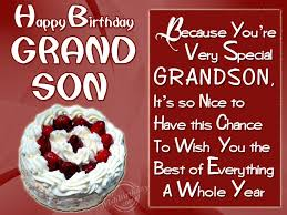 Updated 50 Birthday Wishes For Grandson