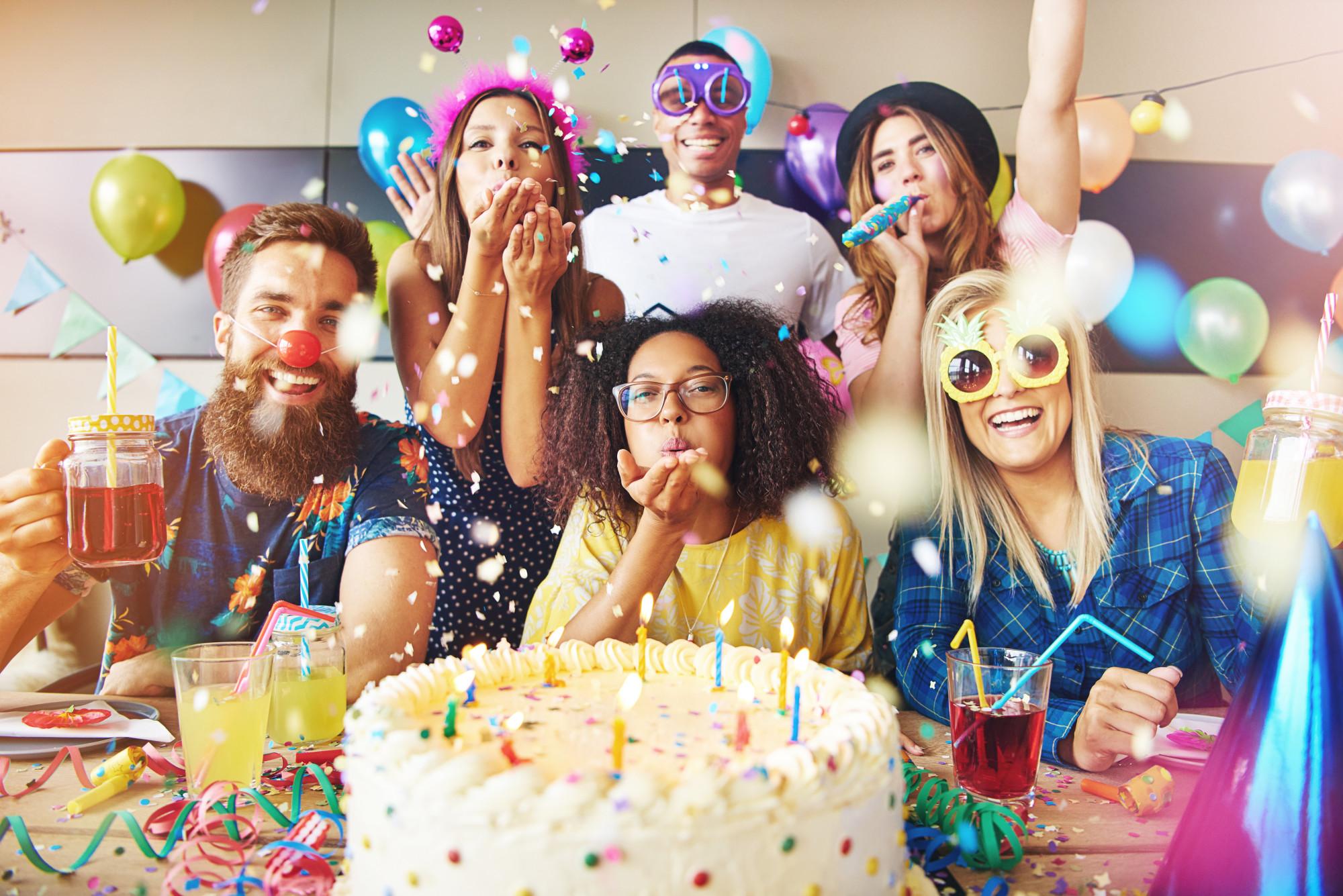 8 Extremely Fun Ways to Celebrate Your Birthday